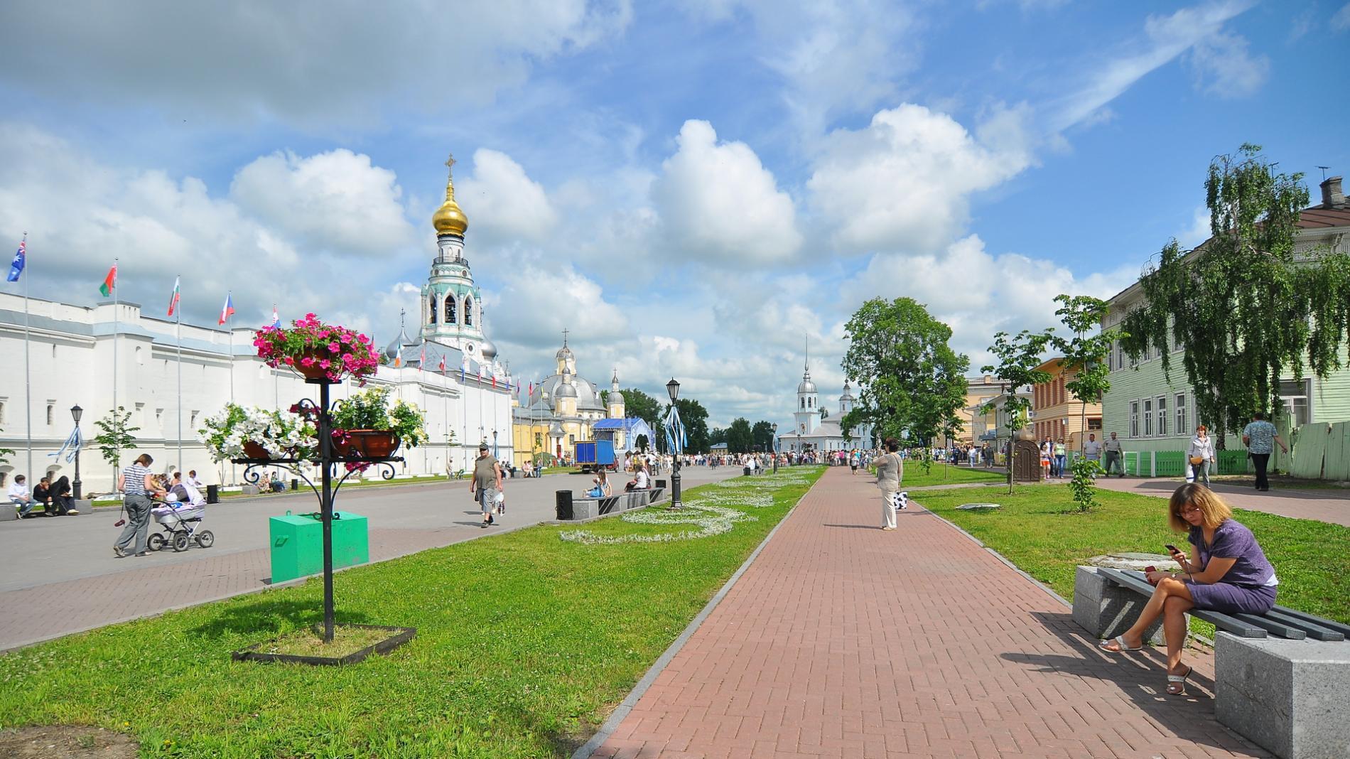 Вологда получит орден «Город трудовой доблести и славы»