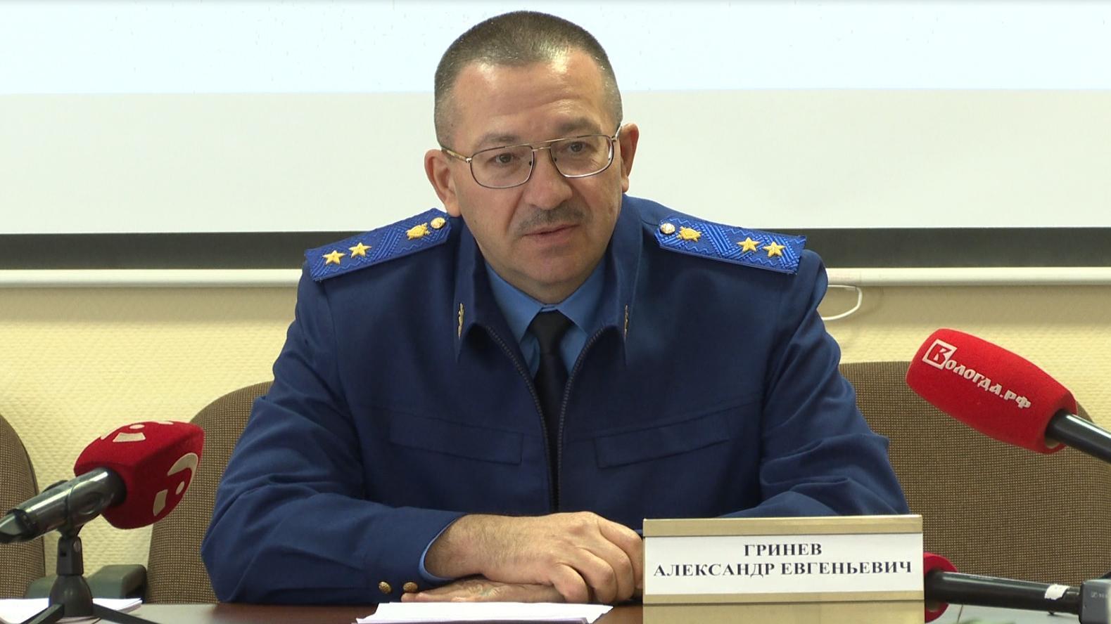 Прокурор Вологодской области одобрил проводимую на набережной реки реконструкцию