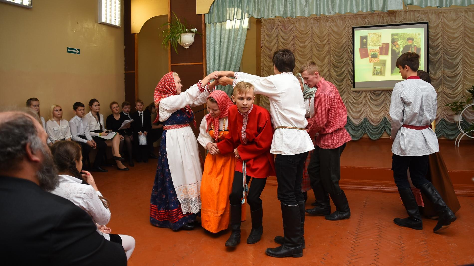 Малые Беловские чтения стартовали в Вологде