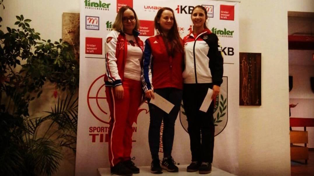 Серебро привезла домой вологжанка Екатерина Коршунова с соревнований в Австрии