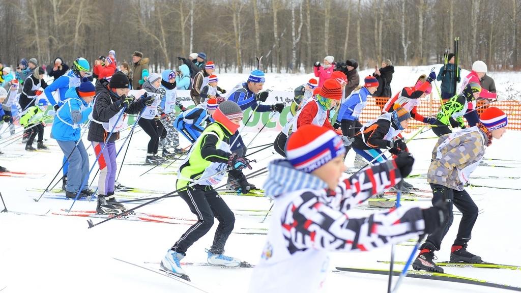 Вологда присоединится к «Лыжне России» 10 февраля