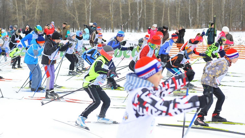 Заявки от желающих выйти на старт «Лыжни России» начали принимать в Вологде