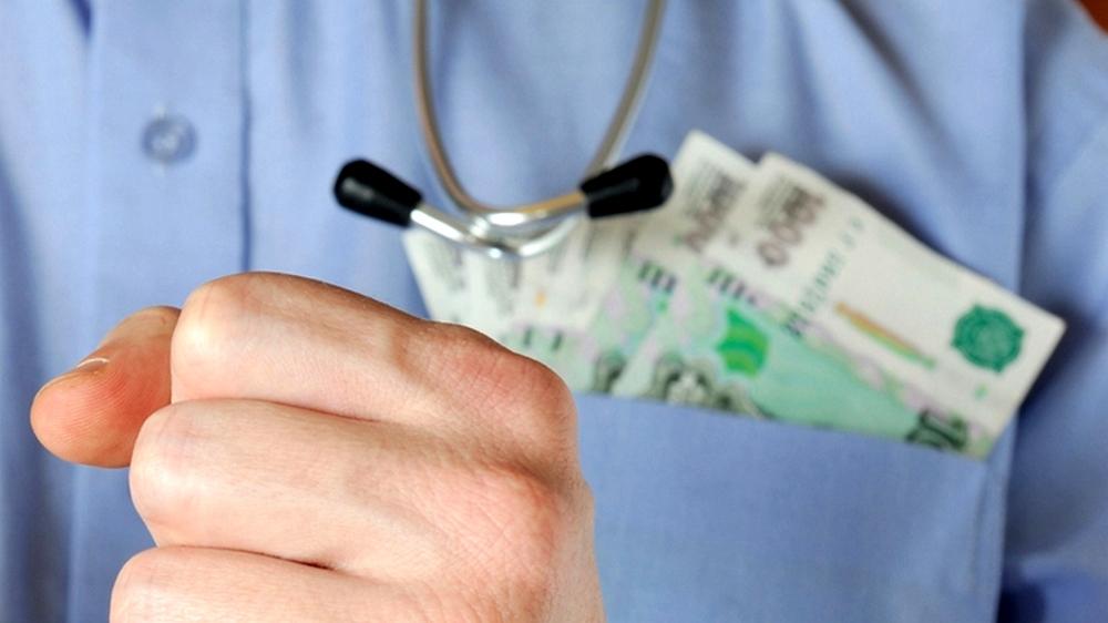 ВЧереповце нарколога оштрафовали завзятки на1,5 млн