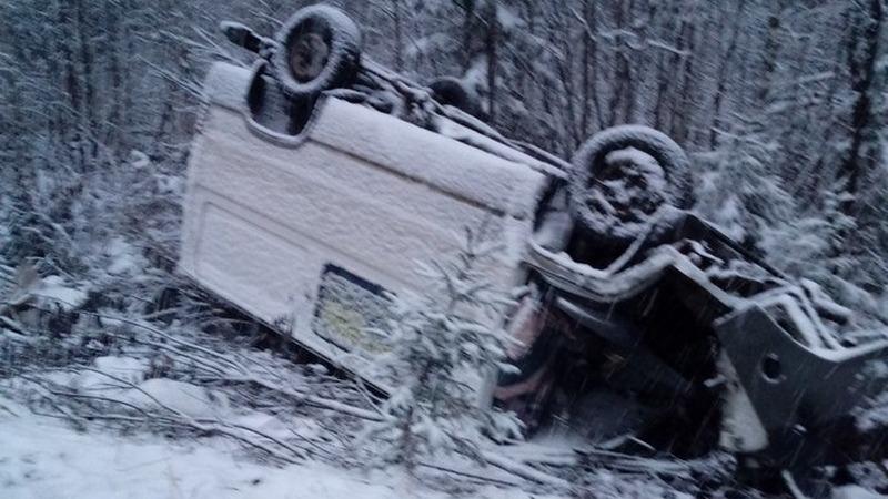 Супруги погибли вДТП с грузовым автомобилем  натрассе вВологодской области