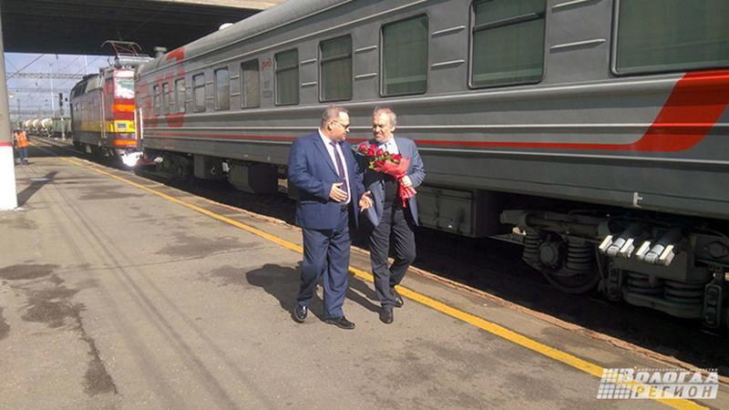 С корабля на бал – Московский Пасхальный фестиваль прибыл в Вологду