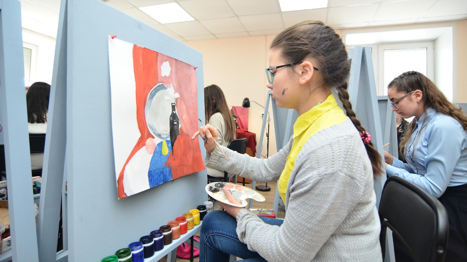 Воспитанницы «Арт-идеи» смогут поступить в престижный университет Санкт-Петербурга без вступительных испытаний