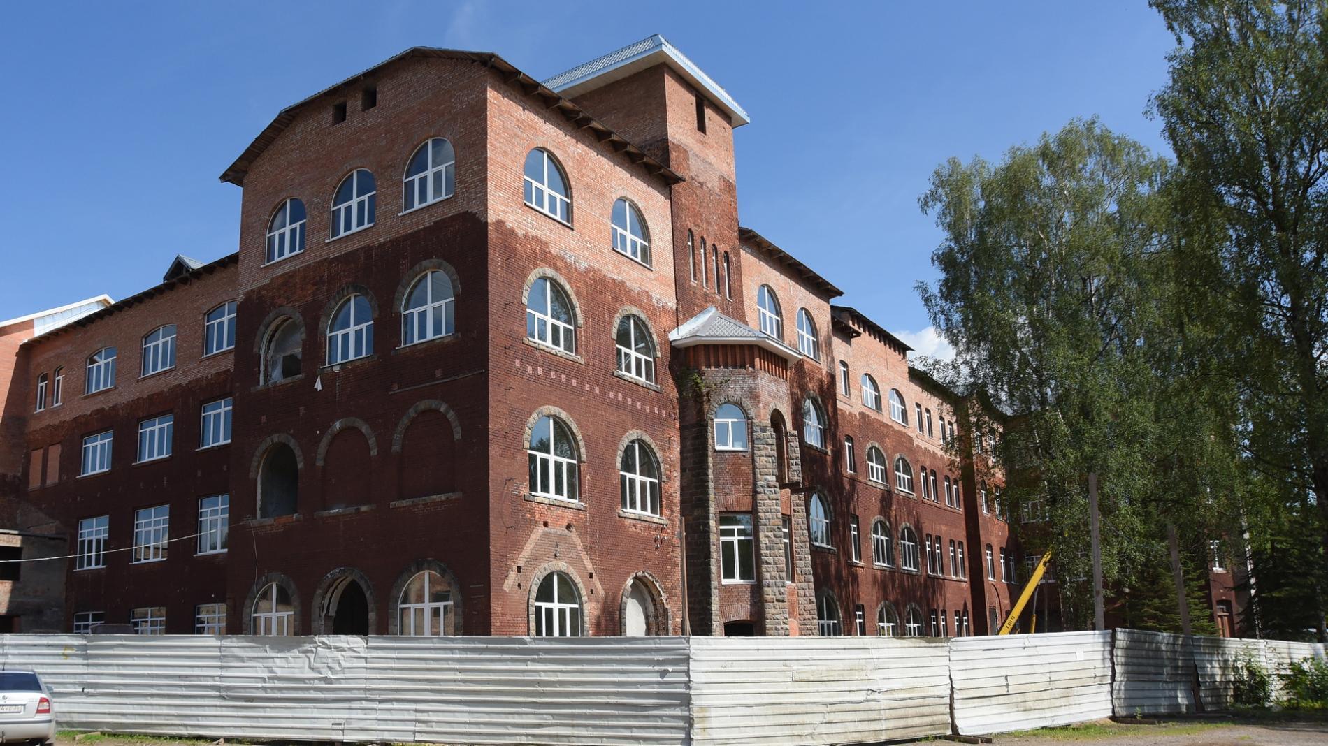 Количество лабораторий увеличат в главном корпусе Вологодской молочно-хозяйственной академии