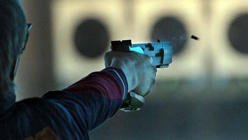 Юнармейцы школы № 29 оказались самыми меткими в городском турнире по стрельбе