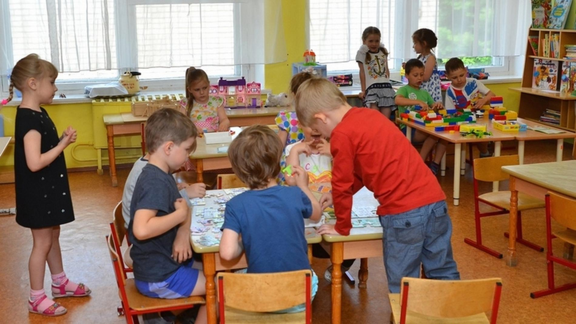 Очередная процедура доукомплектования в детских садах прошла в областной столице