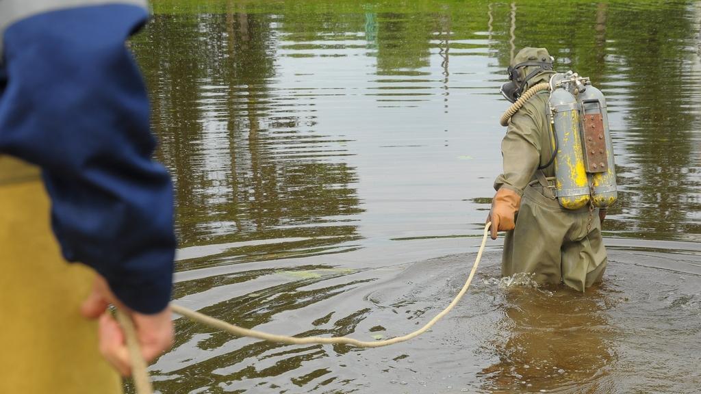 ВНюксенском районе потонул 16-летний ребенок, катавшийся наплоту