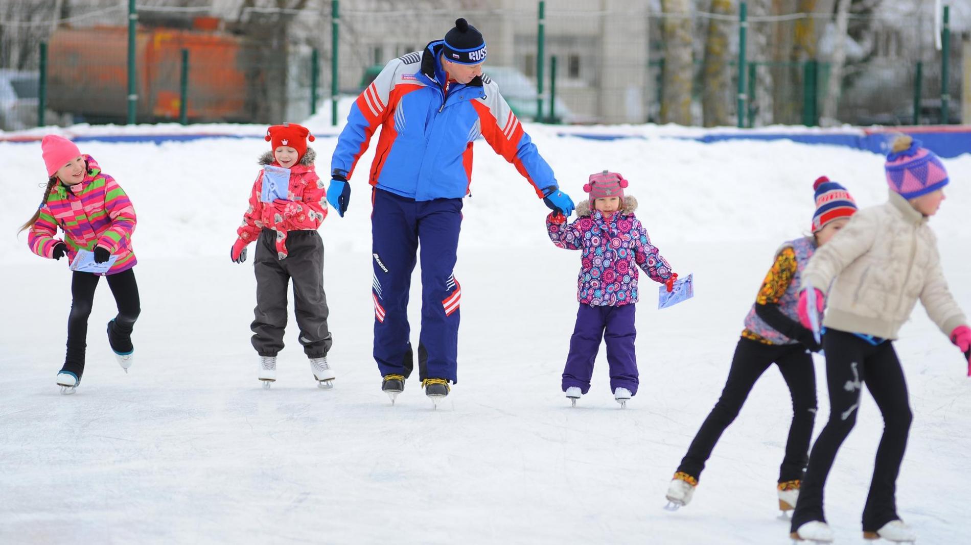 На старт массовых соревнований «Лед надежды нашей» выйдут вологжане 3 февраля