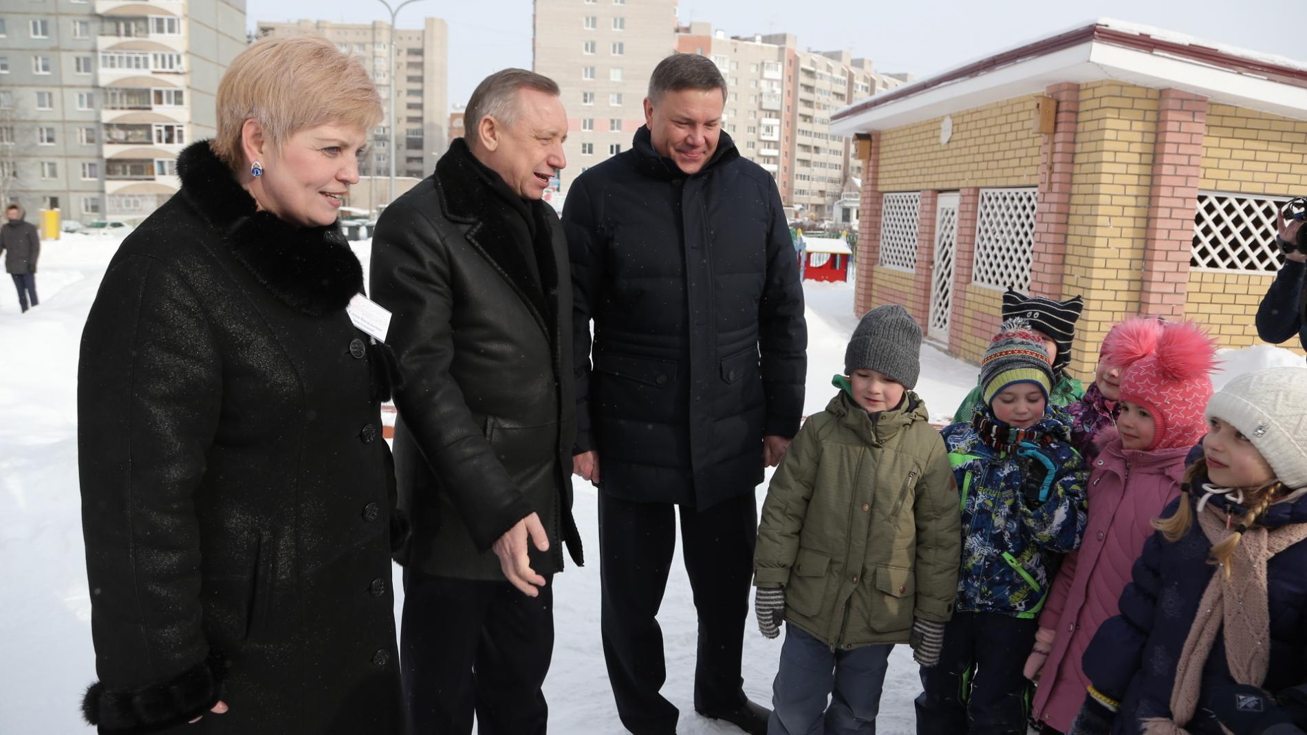 Полпред В.Путина вСЗФО прибыл срабочим визитом вВологодскую область