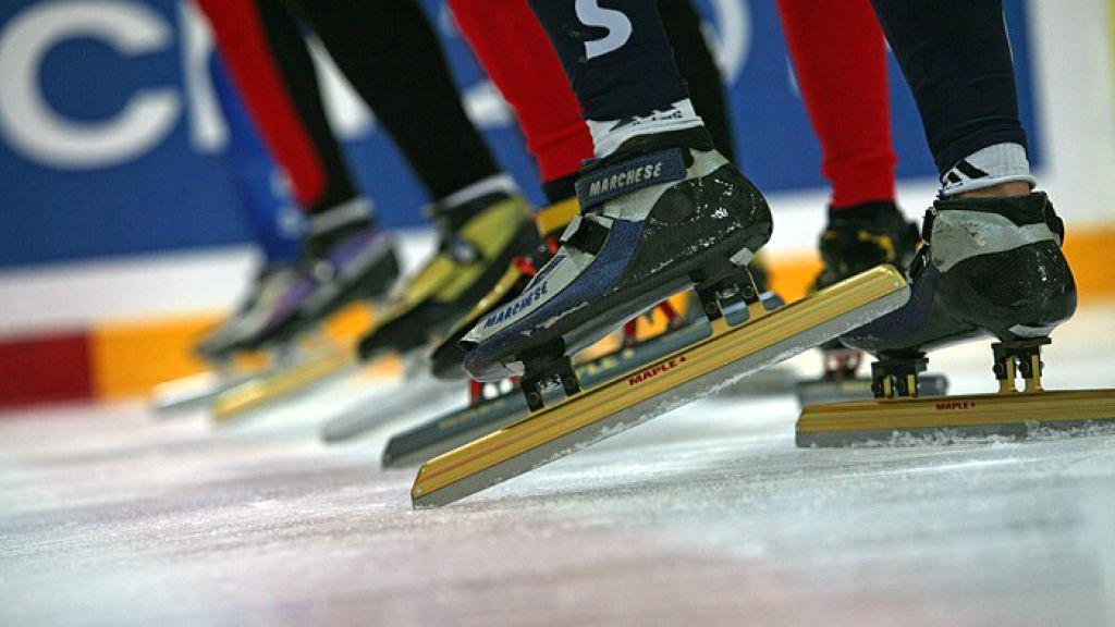 Серебро наконькобежных соревнованиях встолице взял вологодский спортсмен