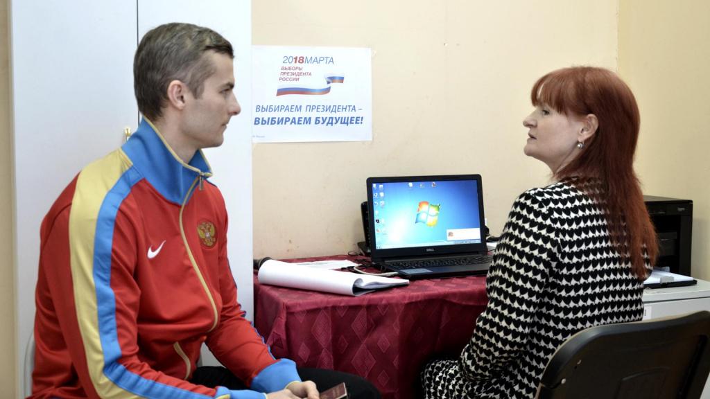 Вологжанин, многократный чемпион России по легкой атлетике проголосует за будущего президента РФ в Кисловодске