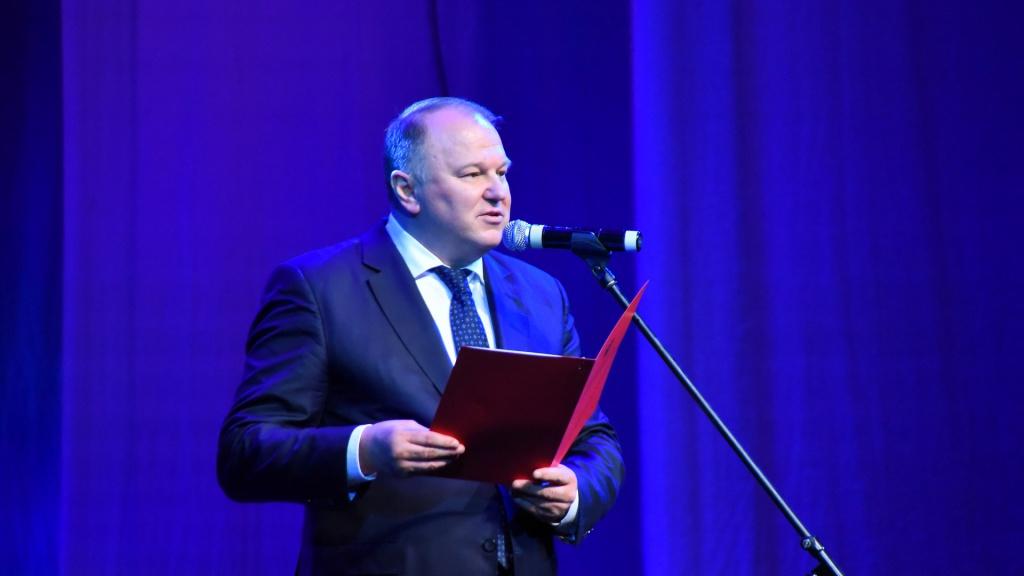 Путин поздравил граждан Вологодской области с80-летием ееобразования