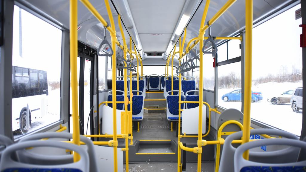 ВВологде парк ПАТП пополнили 10 новых автобусов
